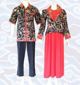 Baju Batik Pekalongan Solo Wanita Pria Modern Pusat Baju Batik Pekalongan Solo Modern